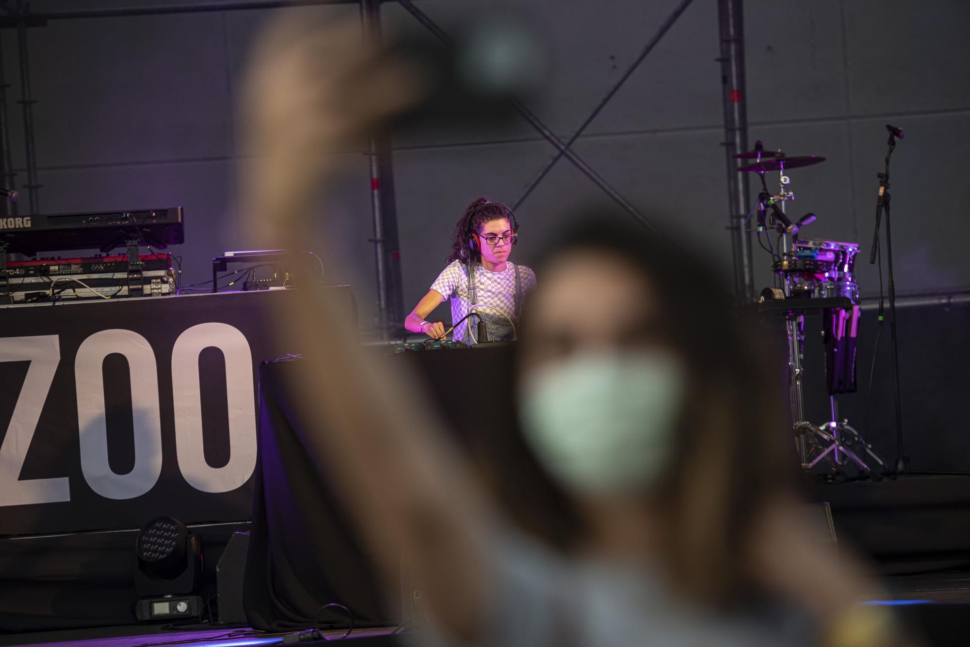 Concert de Zoo en el festival Vibra de Manresa