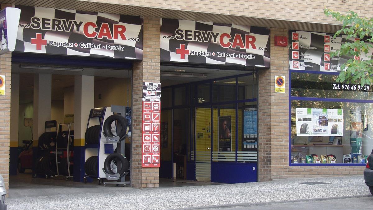 Servy Car ofrece un completo servicio de revisiones para vehículos multimarca en Zaragoza.