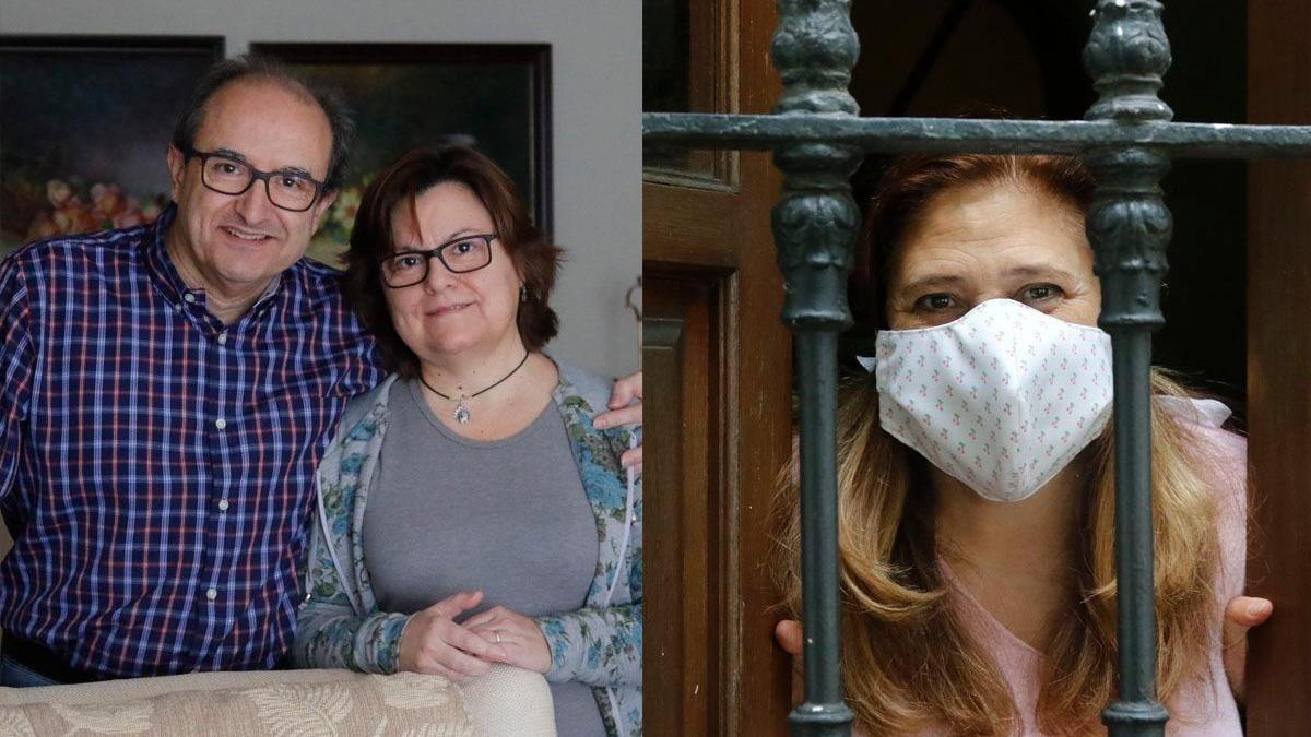 Coronavirus en Córdoba: Reporteros con el virus en casa