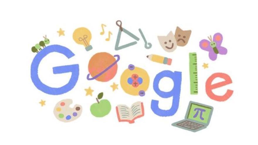 Google homenajea a los profesores en su día con un nuevo doodle