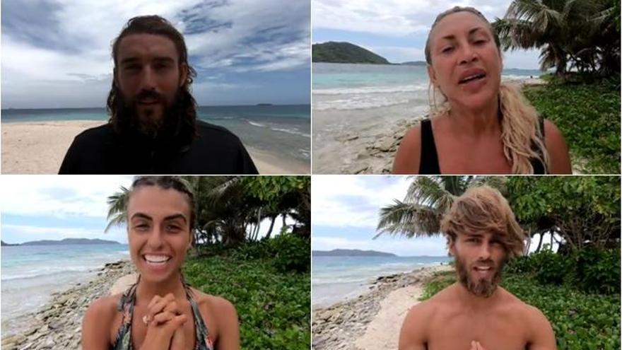 'Supervivientes 2018': Los finalistas envían sus últimos mensajes desde Honduras