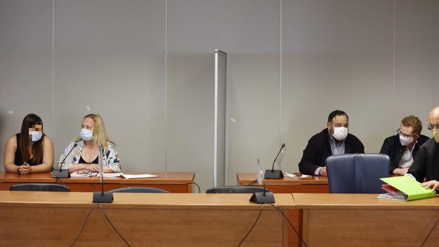 La madre de los niños asesinados en Godella sale de prisión y podrá cumplir el internamiento en un centro no penitenciario