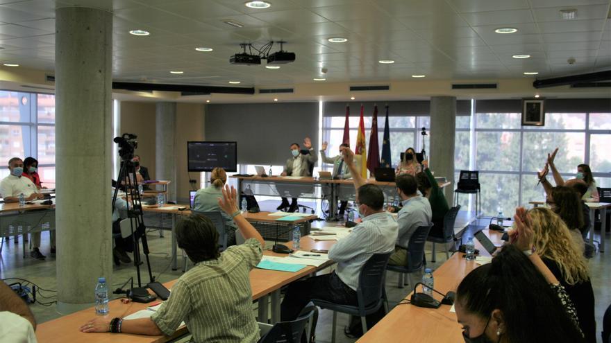 Una operación financiera permitirá al Ayuntamiento de Lorca un ahorro de un millón de euros en intereses