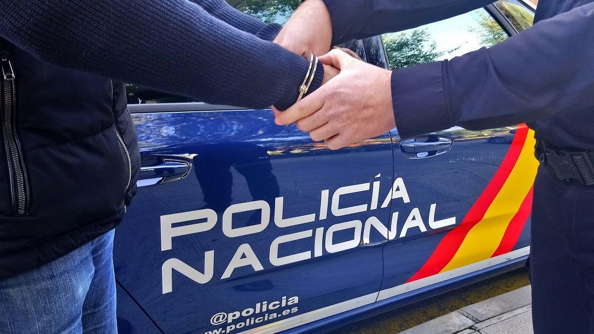 Detención Policía Nacional