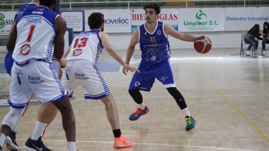El CB Marbella jugará por el ascenso a LEB Oro tras tumbar a Ciudad de Ponferrada (61-69)