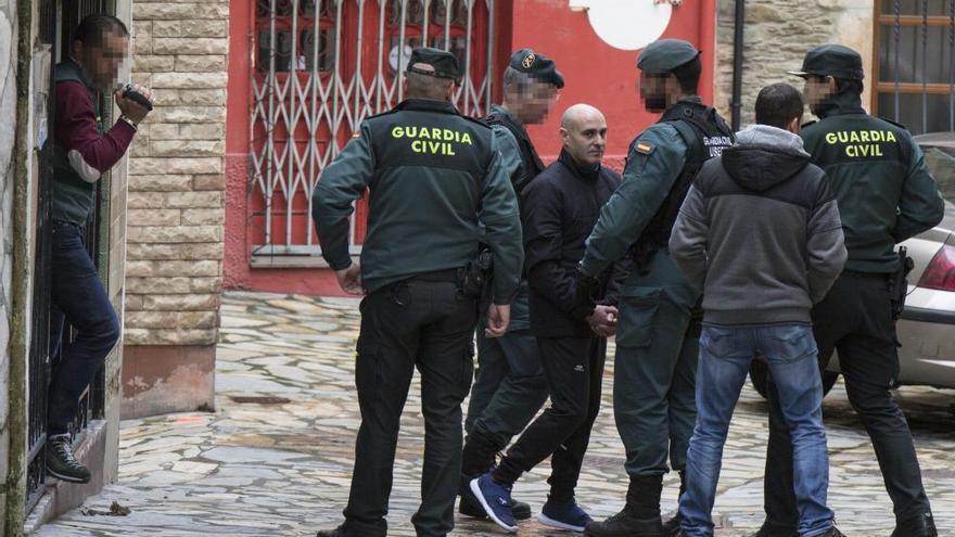 Reconstrucción, en Navia, Villayón y Coaña, del crimen de Paz Fernández