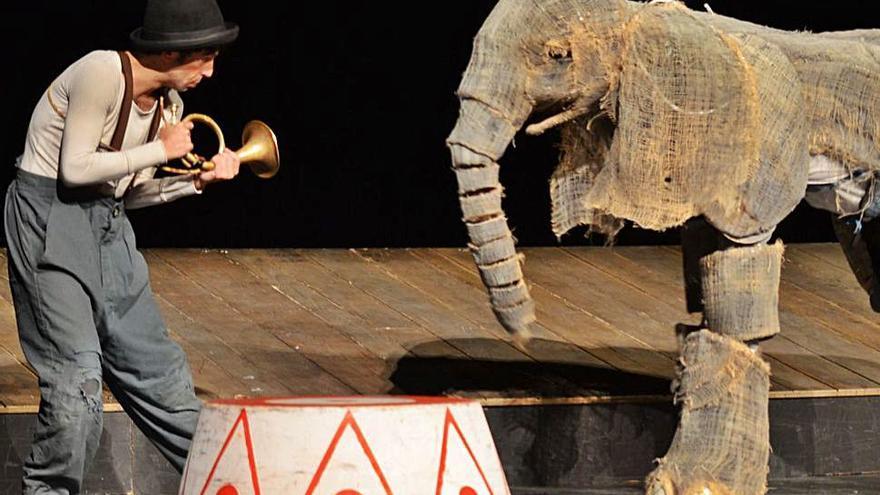 Teatro y música en directo acercan el circo de Picasso al Reina Sofía de Benavente