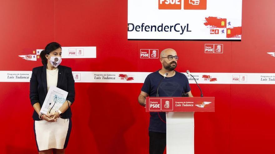 """El PSOE critica la """"mezquindad"""" de los dirigentes del Consorcio Provincial de Bomberos de Zamora"""