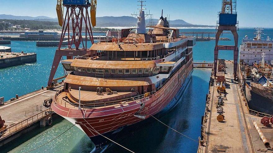 El norte luso también se lanza a competir en el naval: amplía su astillero