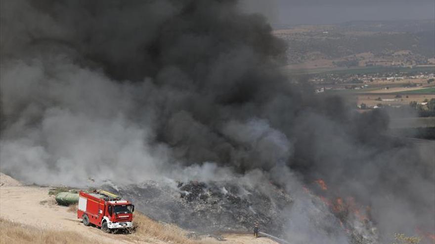 La Junta anuncia un procedimiento sancionador por el incendio de Recicor