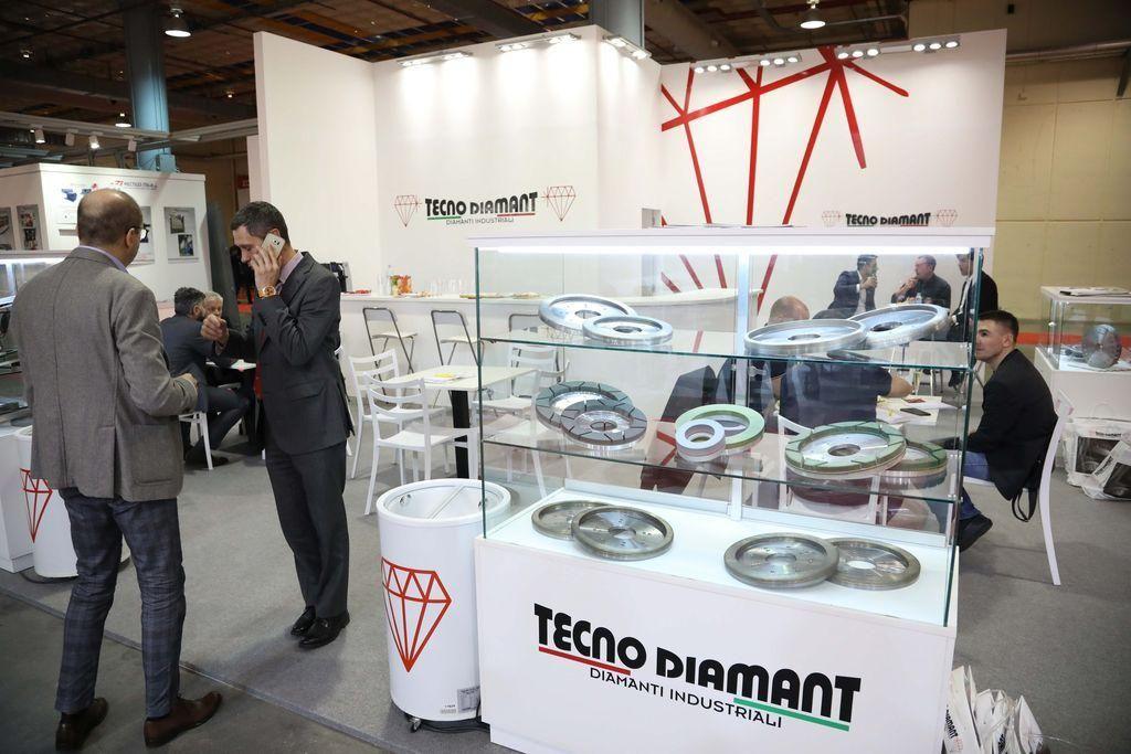 Tecno Diamant en Cevisama 2020