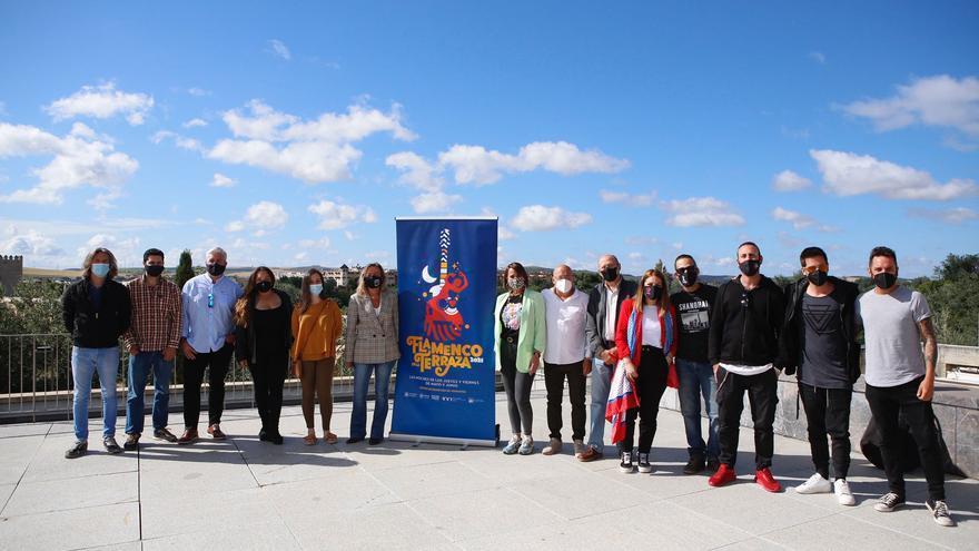 El flamenco protagoniza el nuevo ciclo musical de la terraza del CRV