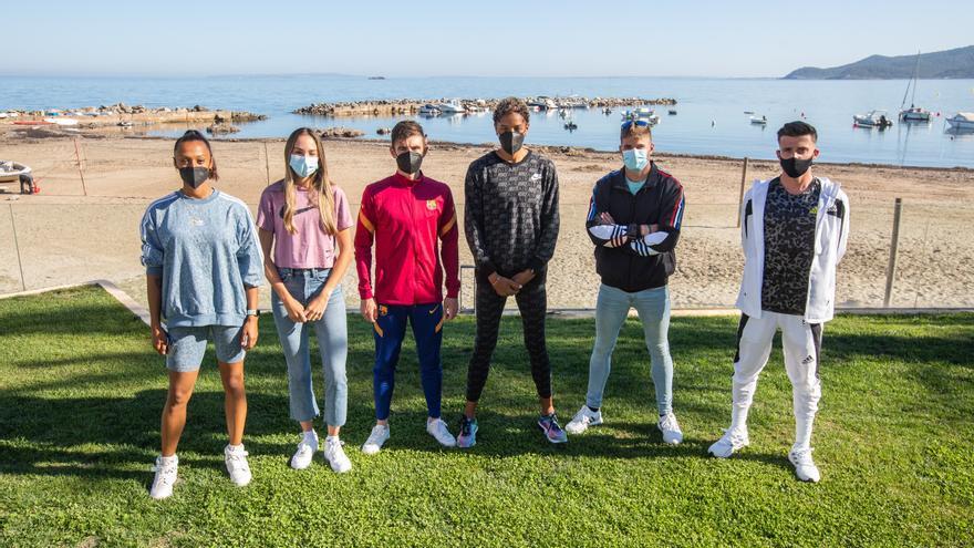 Un Meeting de Ibiza-Toni Bonet de categoría olímpica