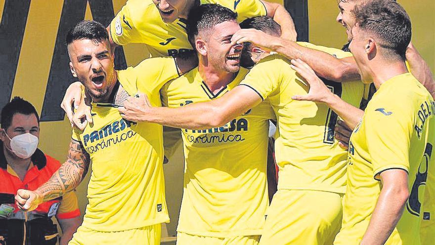 El Villarreal B ya es el mejor equipo de la nueva Primera RFEF
