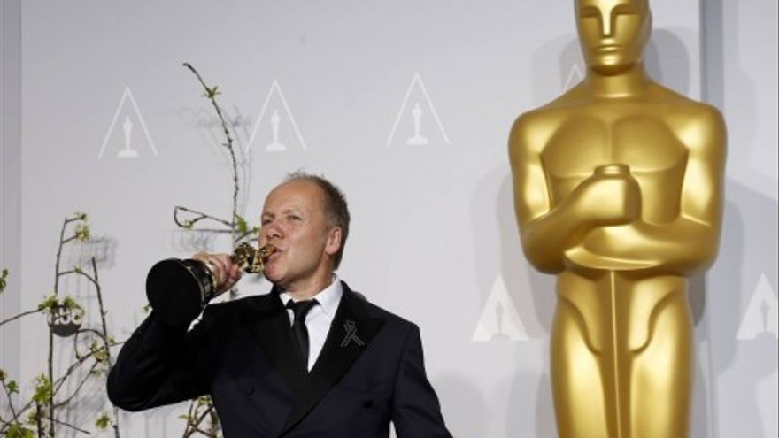 Los ganadores de la gala de los Premios Oscar 2014