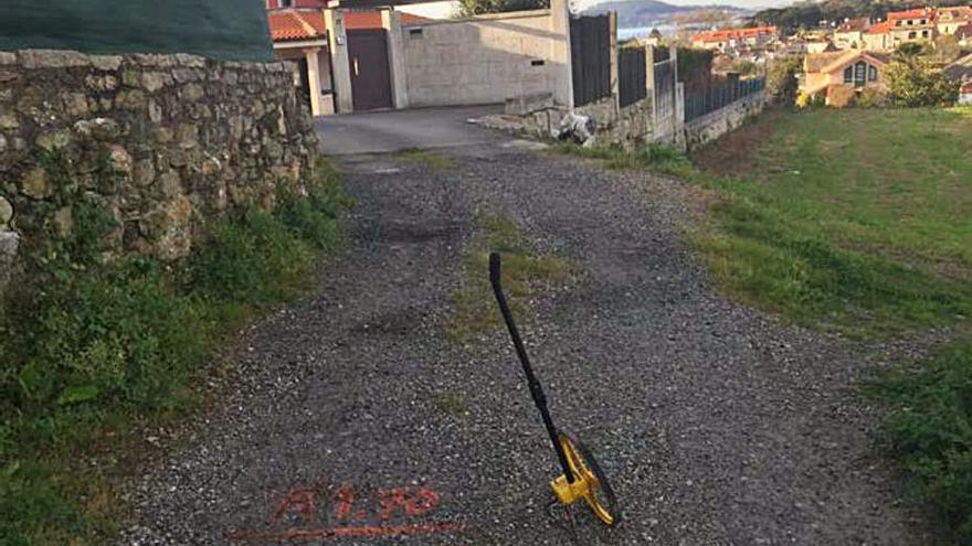Baiona destina una inversión de 127.000 euros al vial más deteriorado de Sabarís