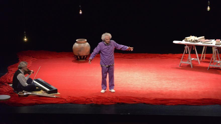 LA NUEVA ESPAÑA te invita al concierto de El Brujo el 7 de marzo en el teatro Campoamor de Oviedo