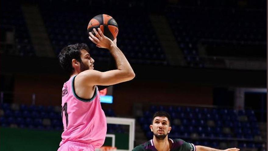 Álex Abrines alcanza los doscientos partidos en la ACB
