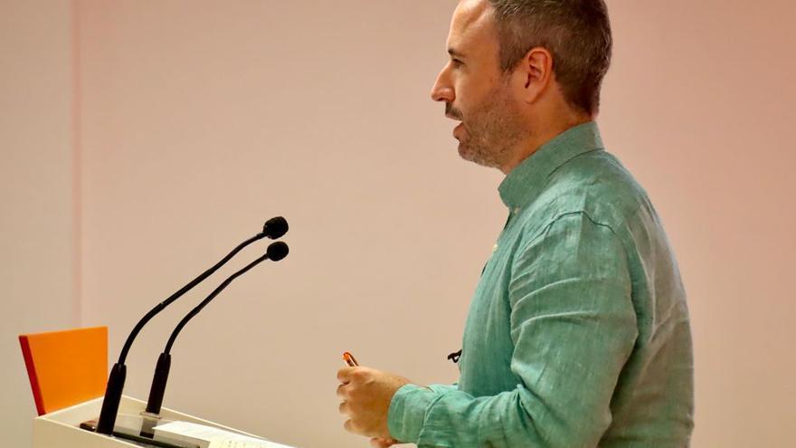 """Ciudadanos le pide a Juan Espadas que demuestre """"si es un delegado de Pedro Sánchez o alguien que aspira a representar a los andaluces"""""""