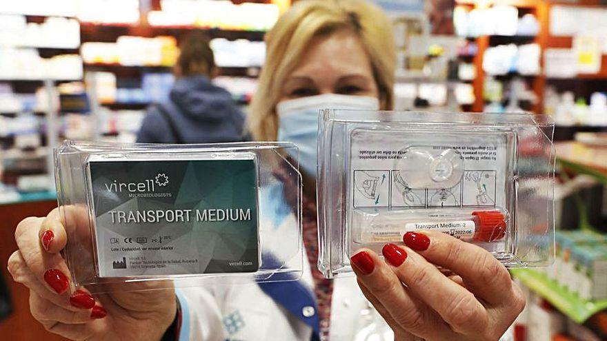 La Asociación Pro Guardia Civil pide acceder a las PCR de saliva de las farmacias