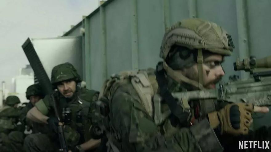 'La casa de papel 5': ¿Se ha infiltrado el Profesor en el ejército?