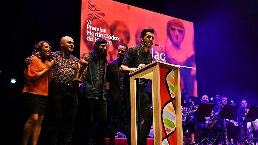 Gala de los Premios Martín Códax