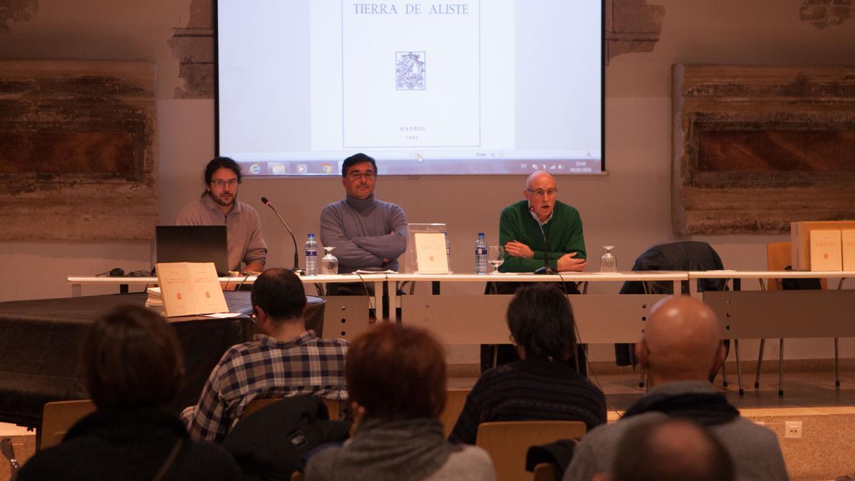 Una presentación pasada de Furmientu sobre vocabulario en la provincia de Zamora.
