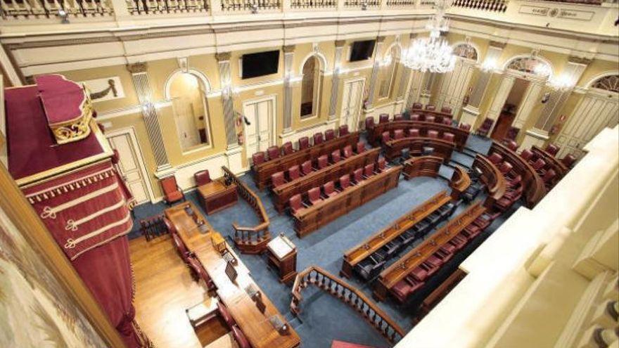 NC reforzará su actividad en favor de la lucha contra el cambio climático en el Parlamento