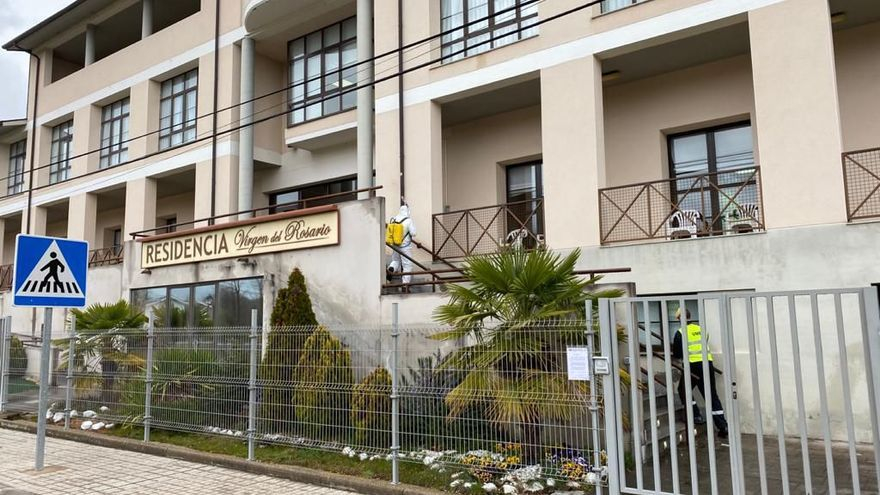 La Junta ha realizado tres inspecciones en la residencia de El Puente de Sanabria