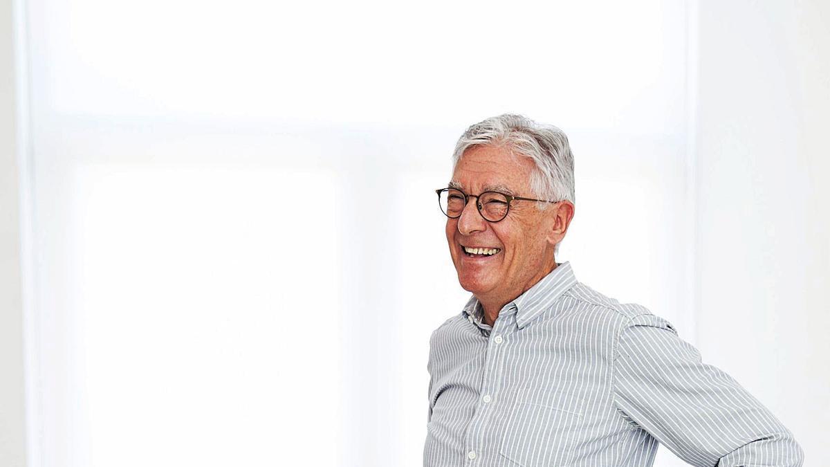 El diseñador Pepe Gimeno.
