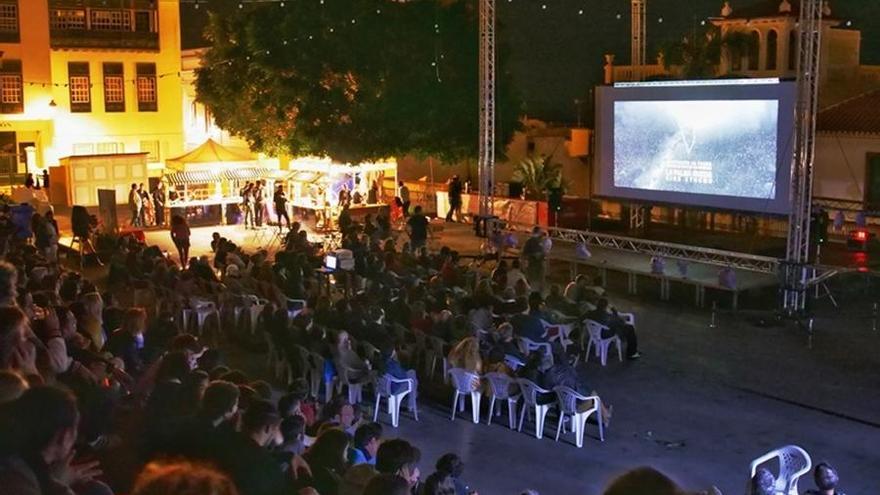 La Asociación Cineastas de Canarias Microclima premia al Festivalito de La Palma