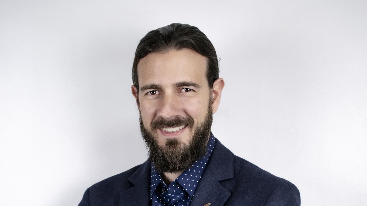 Rubén Sanagustín, gerente de Sipel.