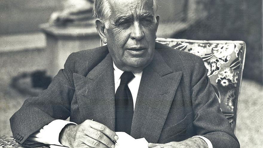 El torrevejense Joaquín Chapaprieta: Centenario del nacimiento de un presidente del Gobierno