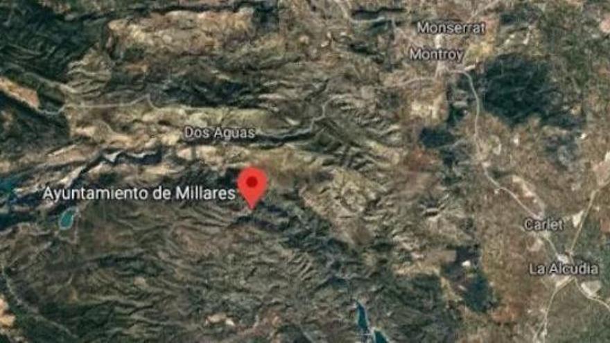 Localizan a un corredor perdido en Millares tras pasar la noche al raso