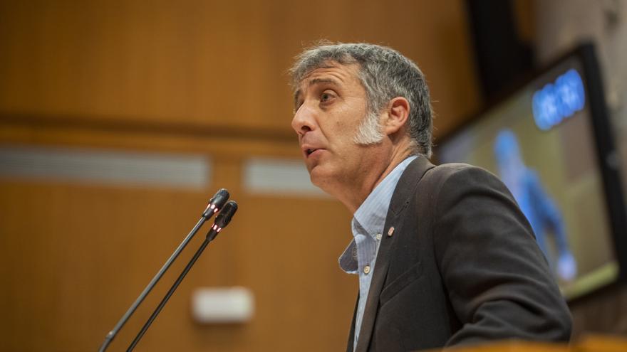 Ramiro Domínguez dimite como secretario de Organización de Ciudadanos Aragón