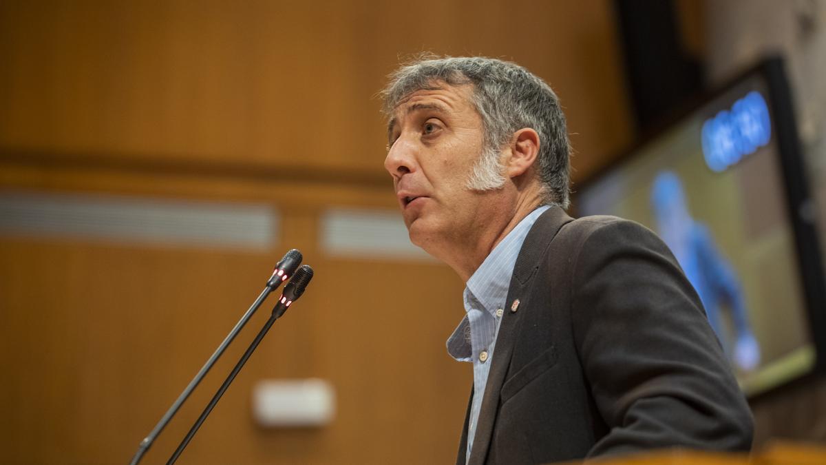 Ramiro Domínguez dimite como secretario de Organización de Ciudadanos Aragón.