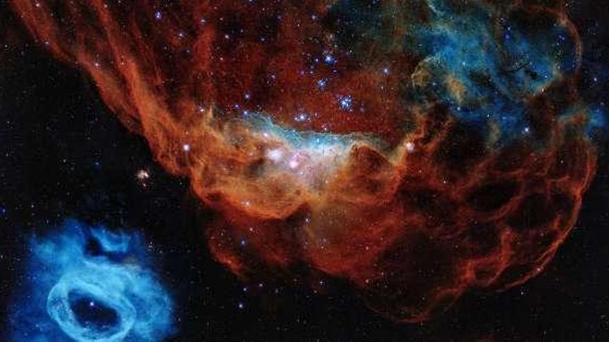 """El """"Hubble"""" celebra sus 30 años a lo grande"""