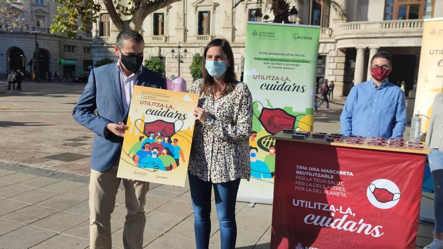 Mascarillas gratis en València: Cuándo y dónde se reparten