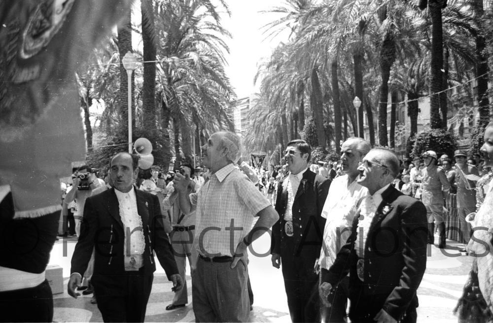 HOGUERAS. 1973