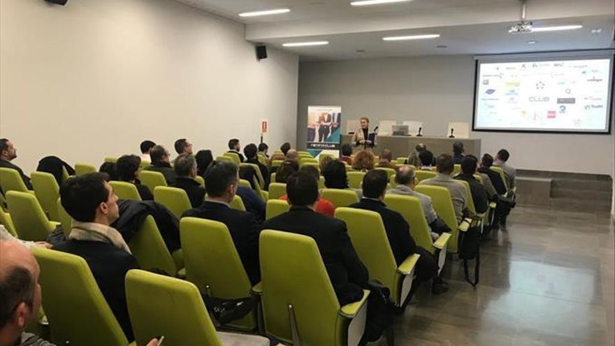 Netin Club celebra una convocatoria de inversión para empresas cordobesas