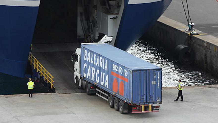 Studie: So teuer ist der Warentransport nach Mallorca