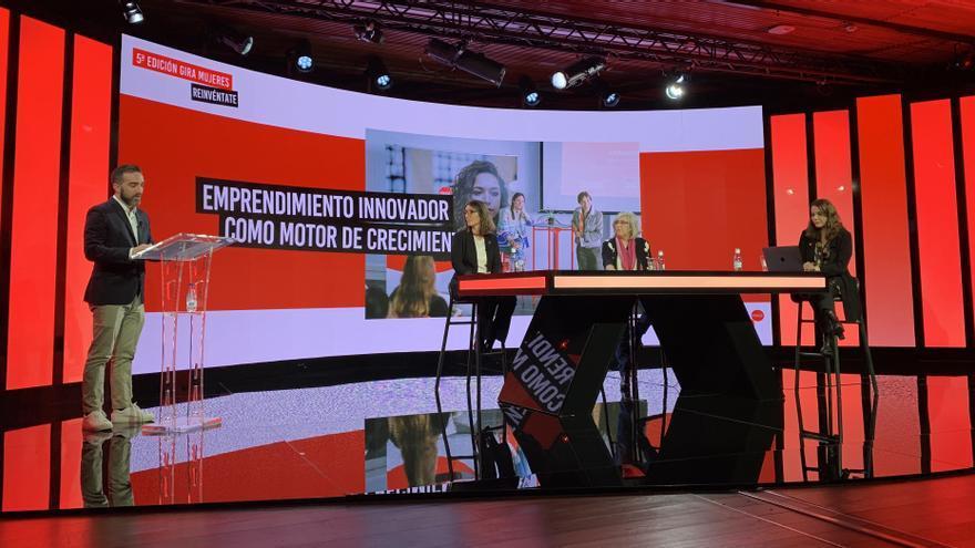 Gira mujeres inicia su quinta edición con foco en el emprendimiento femenino como motor económico