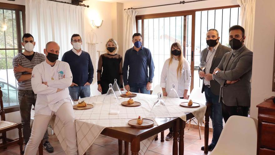 La reinvención gastronómica del tradicional 'ximo' conquista Fuentes de Ayódar
