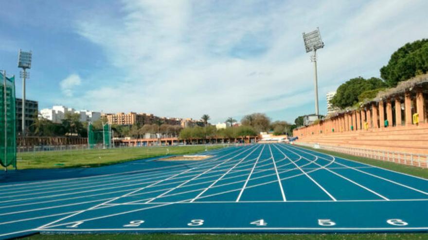 Juegos Deportivos Municipales de Atletismo