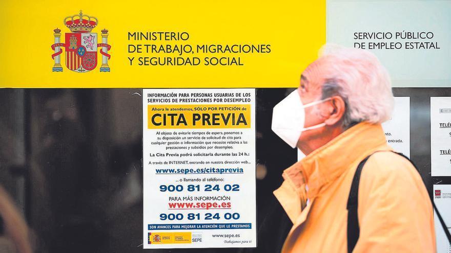 Un total de 885 empresas asturianas piden prolongar los ERTE y el 90% son de servicios