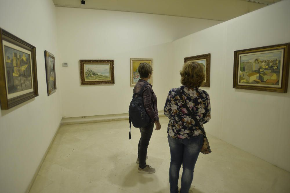 Una muestra de la exposición