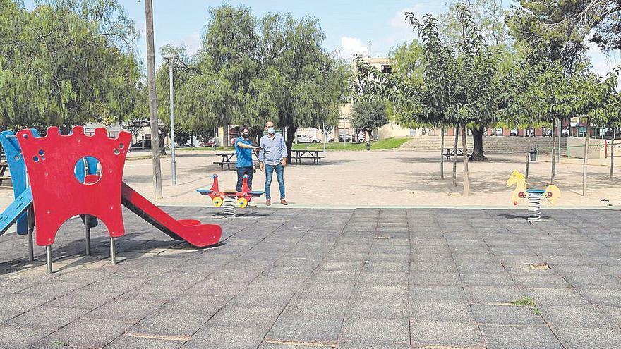 Felanitx invierte 40.000 euros en la mejora de los espacios públicos