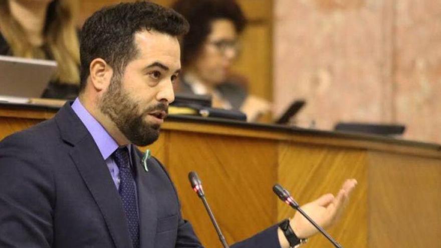 Un diputat andalús de Cs: «Estic fins als collons de tots nosaltres»