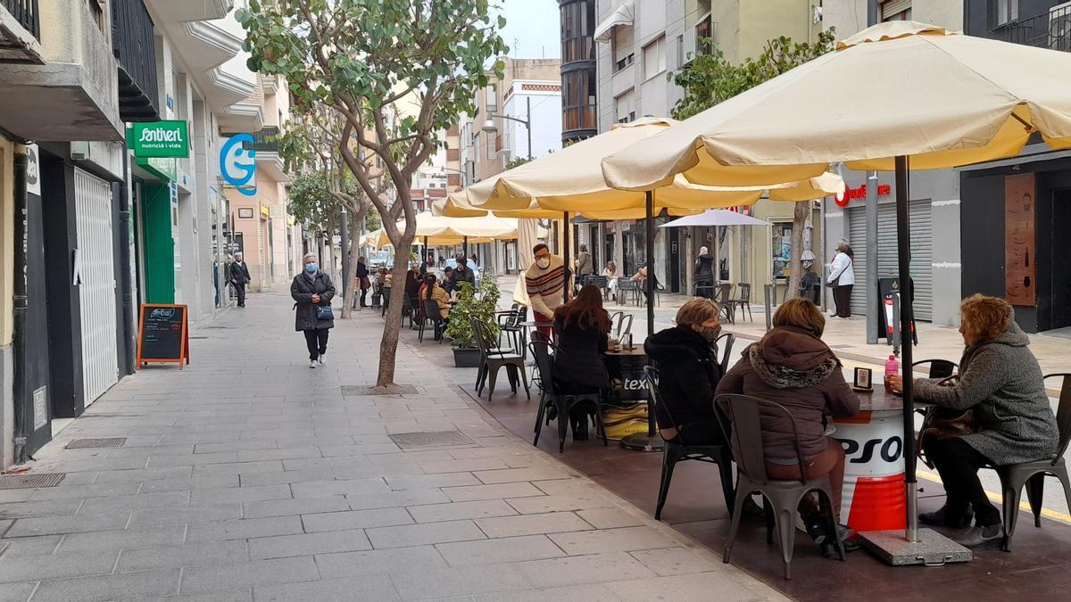 Impulso al comercio local en Vinaròs