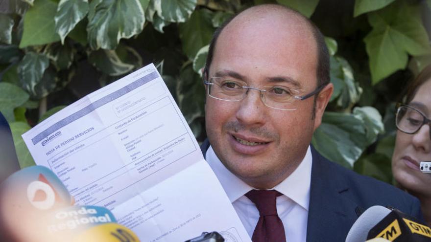 Procesado el expresidente de Murcia por el caso Púnica